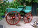 Wagonette, Kutsche restauriert ca 100 Jahre alt