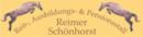 Zucht- Ausbildungs- und Pensionsstall Reimer, Schönhorst