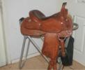 Dale Chaves Western Reining sattel