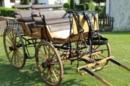 Kutsche Einspänner Spider, Wagenfabrik Ludwigslust, ca. 25 Jahre alt, sehr guter Zustand, wenig gefahren mit Zubehör