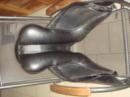 NICALEX sattel schwarz 17,5 zoll