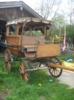 Historische Kutsche auch Wagonette