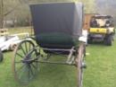 Original Landauer Bj. ca 1890 grün