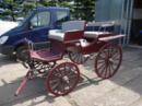 Verkaufe restaurierten Jagdwagen aus 1936
