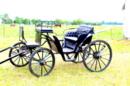 Historische Kutsche für liebhaber